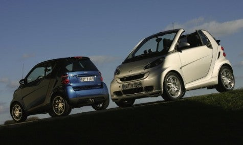 New Brabus Smart Cars to Debut in Geneva