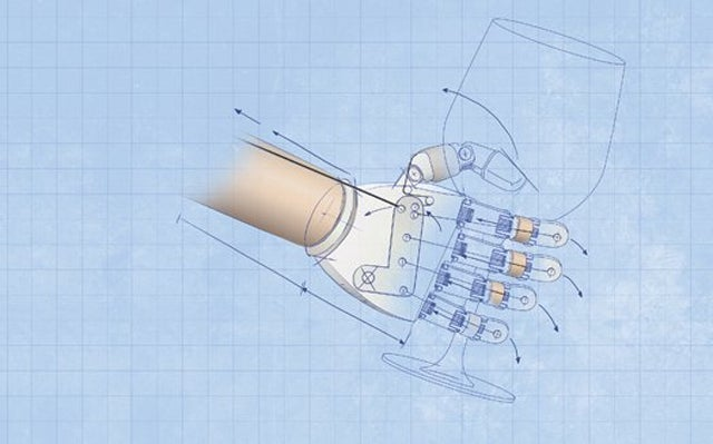 Prosthetic Hand Isn't Electric, But Performs Just Like It Is