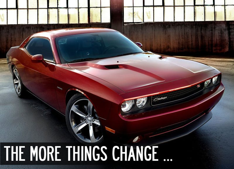 Dodge Will Introduce a New Challenger Soon, Isn't Any Different