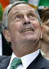Bloomberg Confesses He Still Moonlights At His Day Job