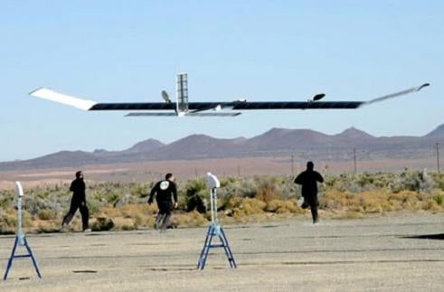 Solar-Powered Plane Smashes World Record, Sort Of