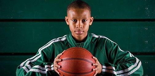 No Pressure On Sixth-Grade Basketball Recruit