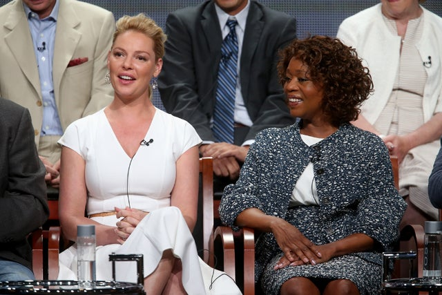 Reputed Difficult Person Katherine Heigl Doesn't Think She's Difficult