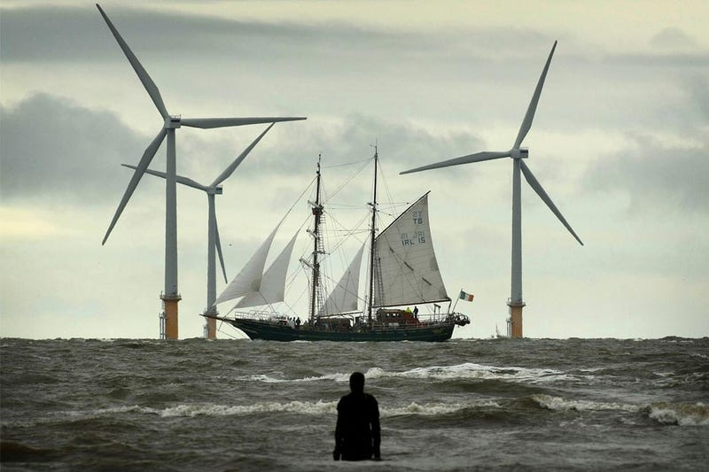 19th Century vs 21st Century Wind Power