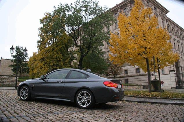 2014 BMW 420d M Sport: The Jalopnik European Review
