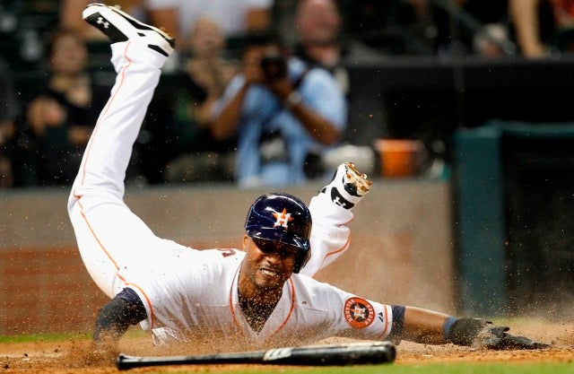 Astros Outfielder L.J. Hoes Has Feelings, Dammit