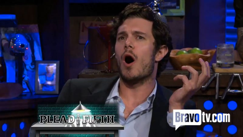 Seth Cohen/Adam Brody Fields Questions About The O.C. on WWHL