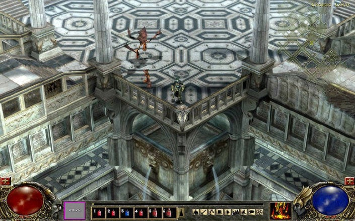 This Is What Diablo III Looked Like A Long Time Ago