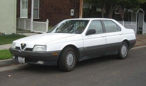 1991 Alfa Romeo 164L