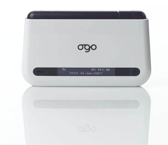 Ogo 2.0: Kinda Like Sidekick, But Only Europe Likes It