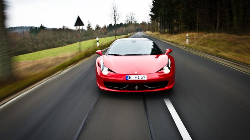 Thanks To Russian Dashcams, I Need A Ferrari 458