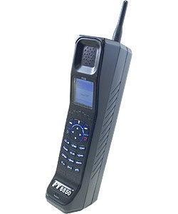 Retro Brick Cellphone: Modern GSM Guts Inside