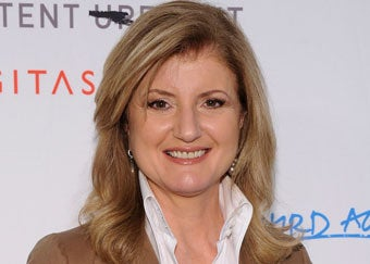 Arianna Huffington On Female Friendships And Botoxing Your Feet