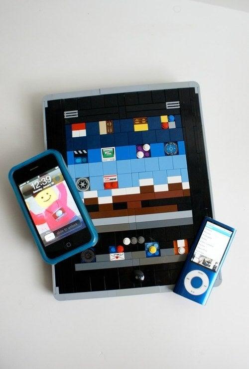 Lego Apple iPad Gallery