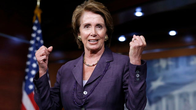 Someone Broke Into Nancy Pelosi's Swanky Wine Den Monday Night