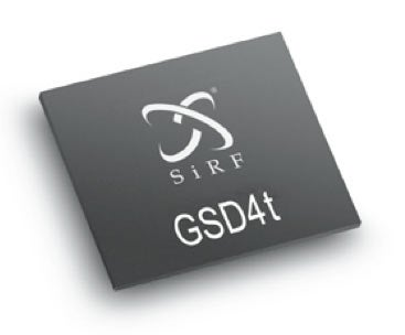SiRFStarIV Will Give Cellphones and Cameras GPS For Real