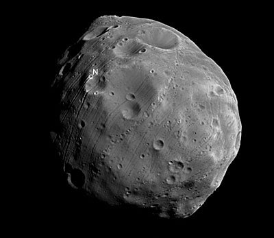 Phobos Will Be the Next Victim of Moon-Killing Mars