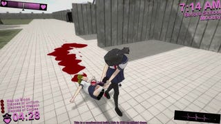 The Schoolgirl Sim In Which You Kill People