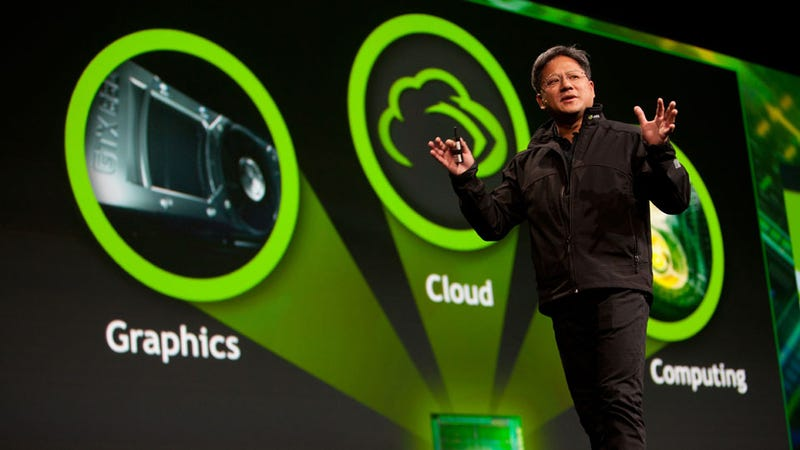 Nvidia Wants to Stream Your Next GPU to You