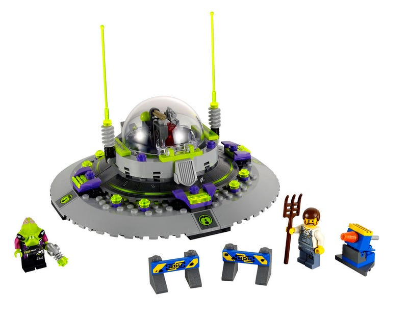 Lego Alien Conquest 2011 Gallery