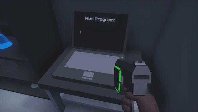 Horror Shooter Offers A Haunted Spaceship Filled With Killer Robots