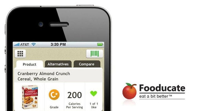 Fooducate Scans Food Products to Provide You with Nutrition Facts