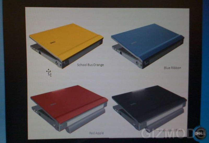 Dell Latitude 2100 'Welch' Netbooks Leaked