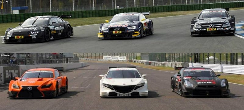 World DTM series is dream