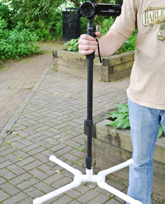 DIY Video Camera Stabilizer