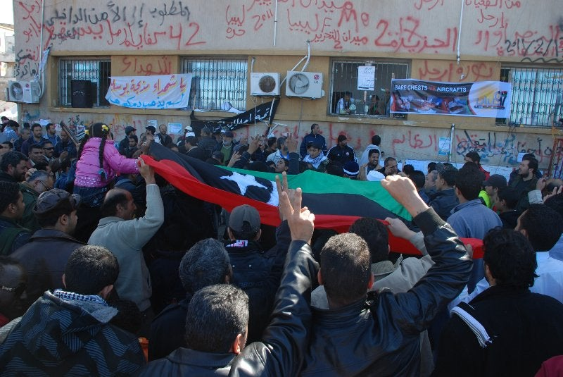 Dating Sites Are the New Hotspot for Libyan Protest