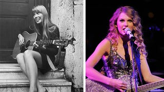 Joni Mitchell on Taylor Swift Maybe Playing Her in a Movie: Nah