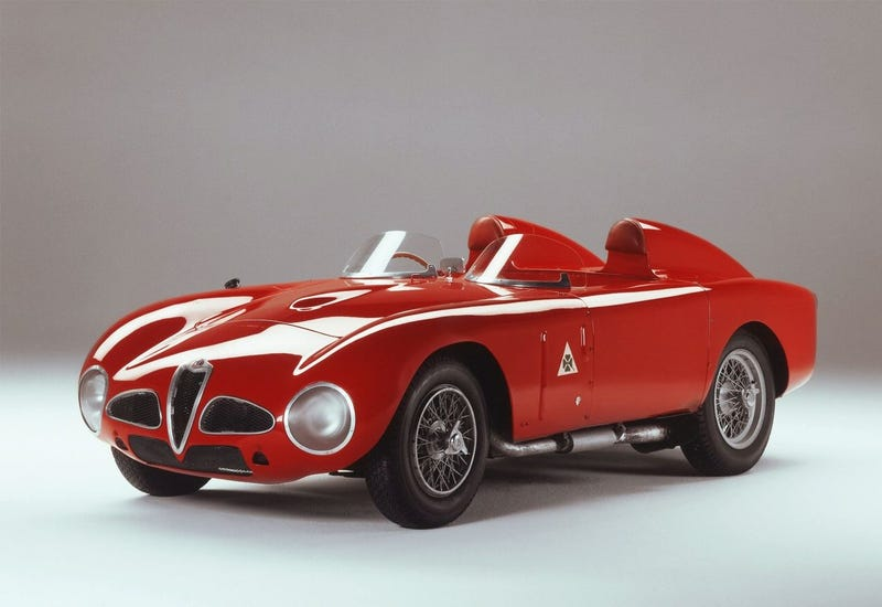 First Production Alfa Romeo 8C Spider To Run At Goodwood