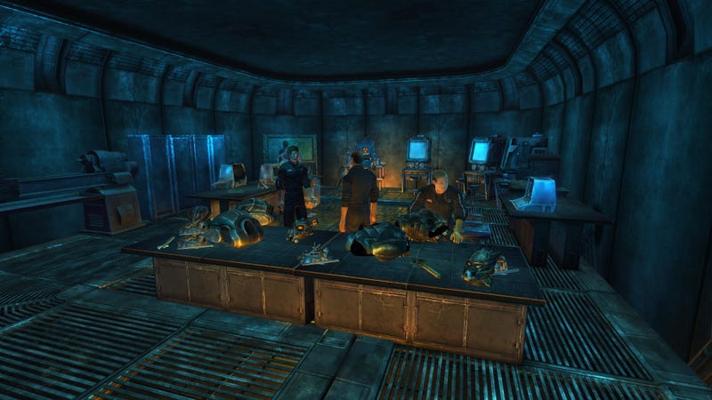 An Elaborate New Vegas Mod That Lets You Play As The Enclave