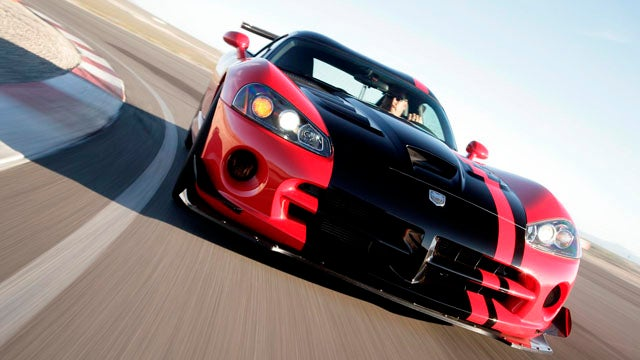 The new Nürburgring production car lap time leader is a Dodge