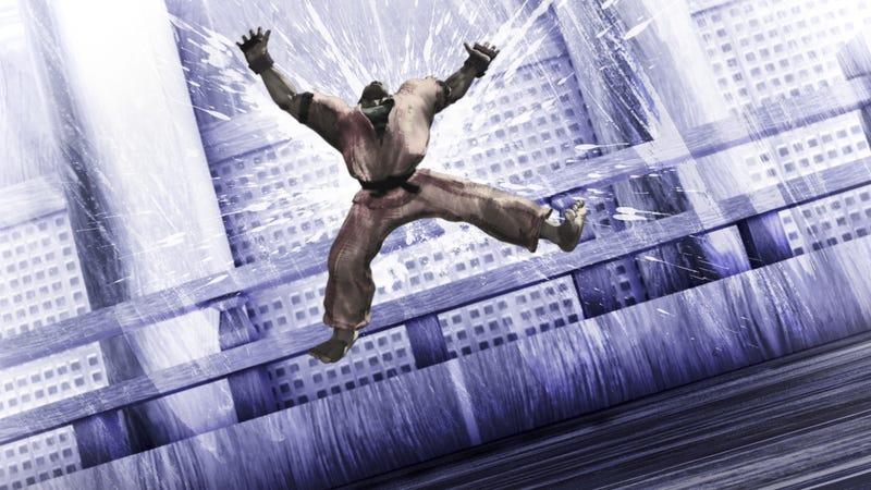 Street Fighter X Tekken Screens
