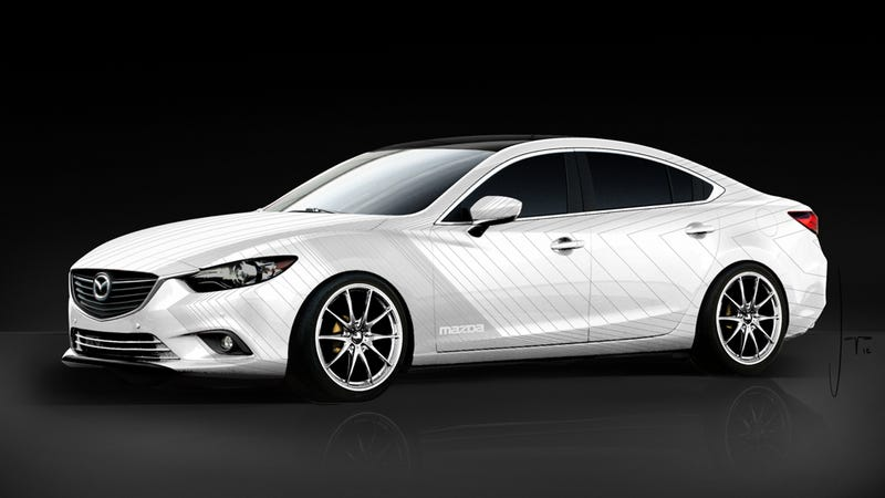 These Are Mazda's Agressive Yet Stylish SEMA Concept Cars