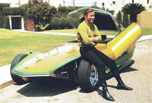 William Shatner's Ten Favorite Cars