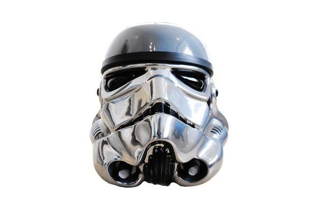 Art Wars: 12 Stormtrooper Helmets Get Hilarious High-Art Makeovers