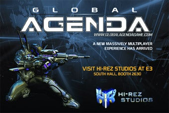 Hi-Rez Studios Bringing Global Agenda To E3