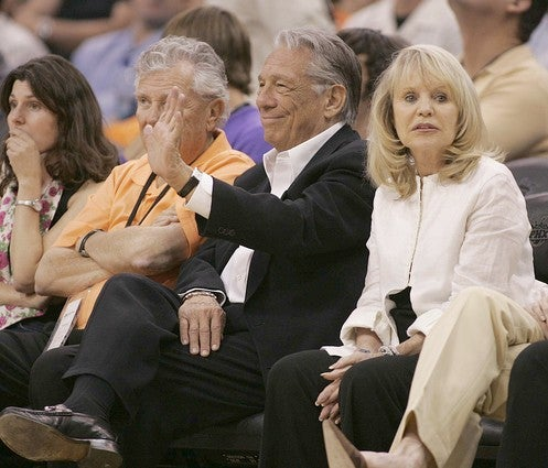 Donald Sterling Continues To Get Away With Being The Most Evil Man In Sports