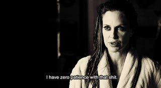 On the Current State of Affairs in True Blood