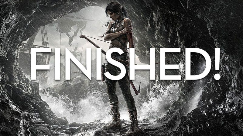 I Finished These 31 Video Games in 2013