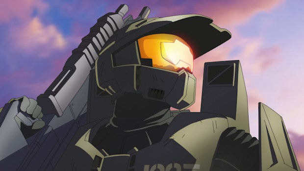 A Halo Anime, From The Makers Of Appleseed And Cowboy Bebop