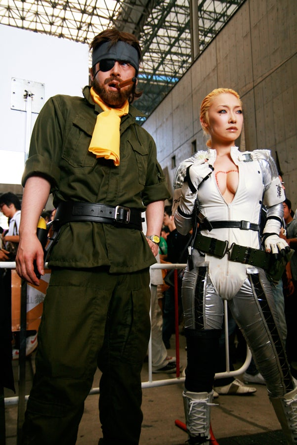 Meet The Queen Of Metal Gear Cosplay