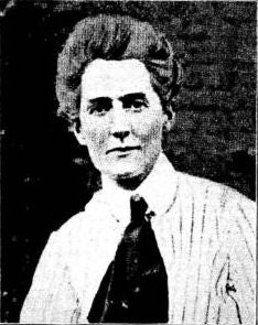 "Edith Cavell: ""Patriotism Is Not Enough"""