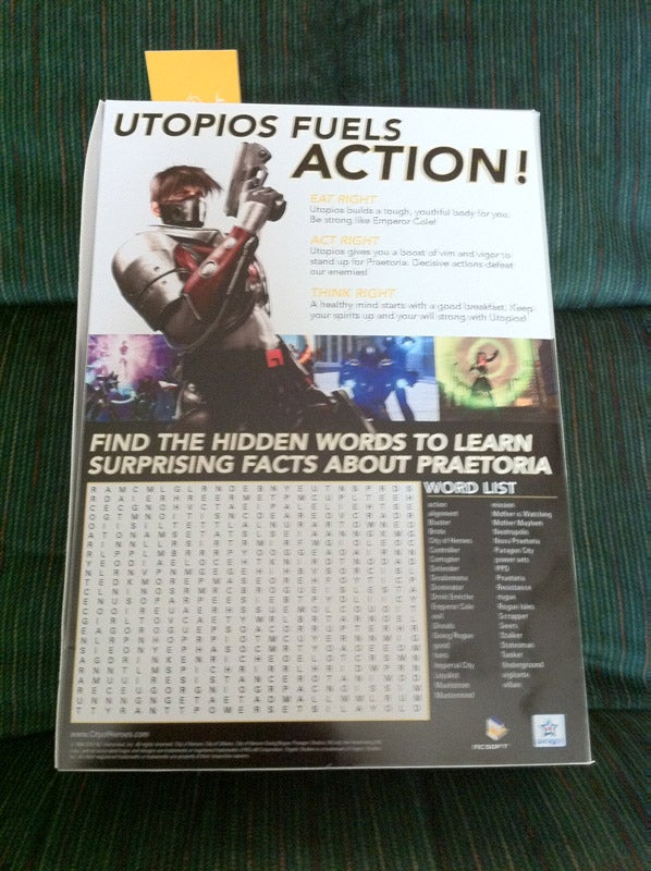There's a Full Serving Of City Of Heroes In Every Box Of Utopios