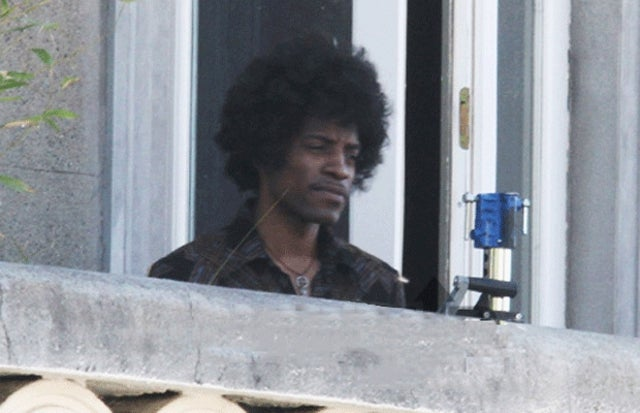 First Look: Andre 3000 as Jimi Hendrix in Controversial Biopic All Is by My Side