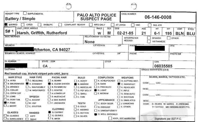 Billionaire Bad Boys Club: Meg Whitman's Son's Arrest for Beating Up a Girl