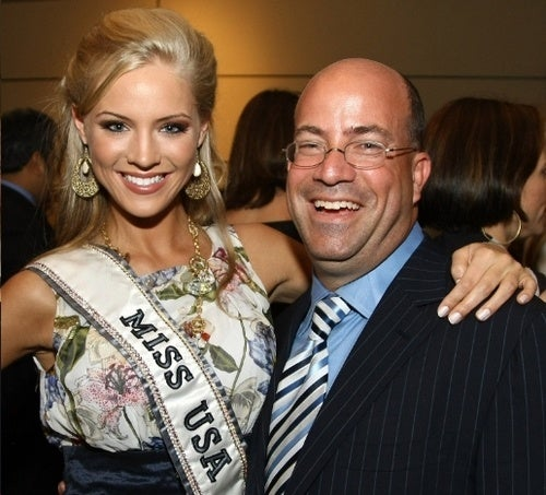 Jeff Zucker Would Be a Great Politician