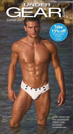 UnderGear: No Boxers, No Briefs... From The People Who Brought You International Male